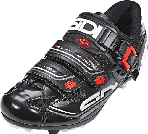 Sidi Eagle 7 MTB Radschuhe Frauen - Schuhe - Offroad Schwarz/Schwarz 38 hORyrJ6CpR